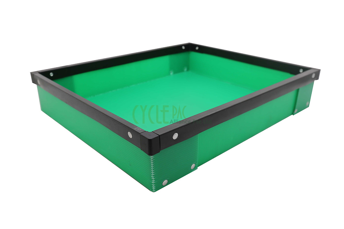 24 PP corrugated tray 01