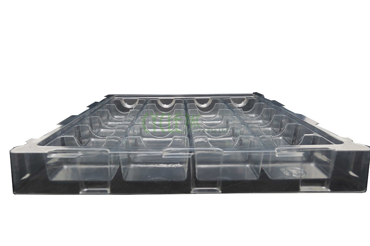 25 PET Plastic Tray 01