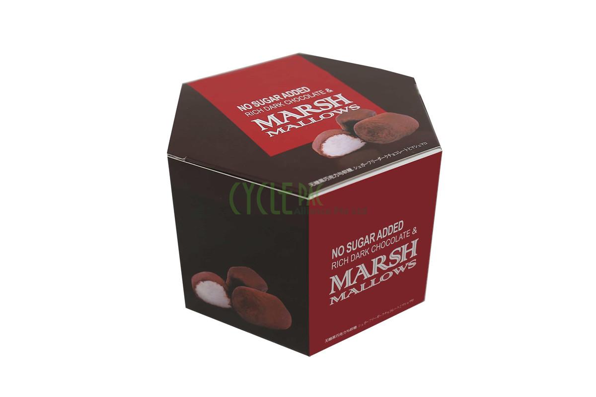Marsh Mallow chocolate 01